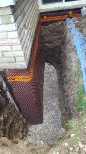 What is External Waterproofing?