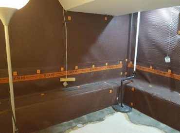 Choosing Between Internal or External Waterproofing