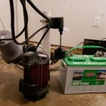 Battery Backup Pump